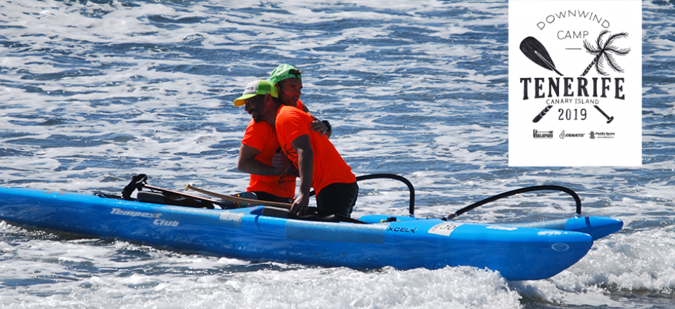 Paddle Sports || Tenerife Downwind Camp, an unique experience